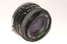 Olympus OM fit f2.8 28mm Sirius prime lens