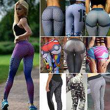 Women Yoga Workout Pant High Waist Sportpant Gym Athleisure Yoga Fitness Legging
