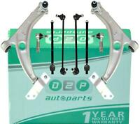 FRONT LOWER SUSPENSION WISHBONE TRACK CONTROL ARMS KIT FOR VW PASSAT 3C5 3C2 B6
