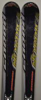 Skis parabolique NORDICA Speedmachine Mach 2 + Fixations - 154cm à 178cm