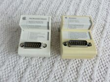 Vintage 2X Apple IIc Modulator Adaptor