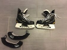 Bauer Supreme One20 Hockey Skates 5R US Shoe Size 6 with Skate Guards