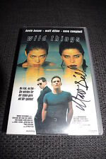 "MATT DILLON signed Autogramm auf ""WILD THINGS"" VIDEO-COVER InPerson LOOK"