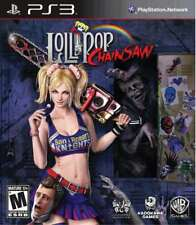 Lollipop Chainsaw PS3 New Playstation 3