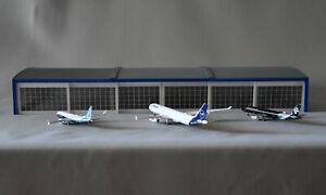 Hangar Airport Buildings Diorama 1/400 Scale paint