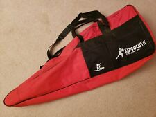 Absolute Fencing Gear Bag Red Black carry duffle gear equipment storage travel