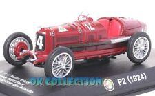 1:43 ALFA ROMEO P2 (1924) GP Italia 1925 Gast. Brilli Peri+ COPERCHIO BOX RIGIDO