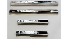 SCUFF PLATE STAINLESS FOR TOYOTA FORTUNER 2011 - 2014