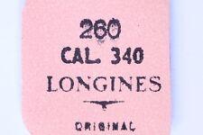 Longines 340 part 260 Roue de minuterie Minute wheel Ruota della minuteria NOS