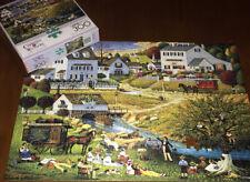Buffalo Charles Wysocki HOUND OF THE BASKERVILLES 300 Piece Jigsaw Puzzle