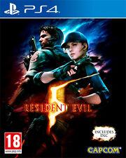 Resident Evil 5 - PS4 ITA - NUOVO SIGILLATO  [PS40483]
