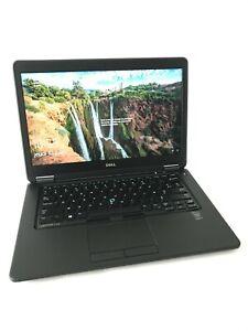 PC  DELL LATITUDE E7450 i7-5600U CPU 2.60 GHz RAM 4Go HDD 320Go  WINDOWS 10 PRO