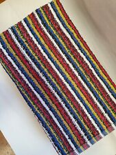 12 x Eco Friendly Recycled Hairdressing Towels Stripe Salon Towel 50 x 85cm