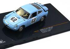 1 43 IXO Simca Abarth 1300 #62 le Mans Balzarini/albert 1962