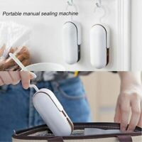 ABS Mini Portable Handheld Heat Sealing Machine Plastic Bag Sealer Seal Tool