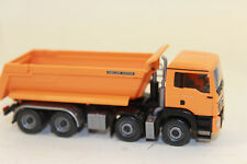 Wiking 067448 Muldenkipper 4achs orange MAN TGS Euro 6 Meiller  1:87 NEU in OVP