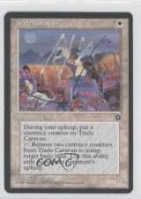 1995 Magic: The Gathering - Homelands Booster Pack Base #NoN Trade Caravan 0b4