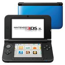Nintendo 3DS XL Blue & Black Handheld System