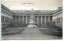 CP 80 SOMME - Amiens - Bibliothèque