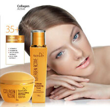 "TianDe ""Collagen Active"" Delicate Moisturizing Toner & Lifting Cream"