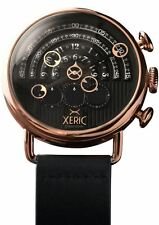 NEW Xeric Halograph Chrono Rose Gold/Black  |  AUTHORIZED DEALER | HGC-3018