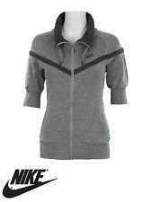 Collared Tracksuit Plain Hoodies & Sweats for Women
