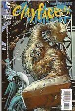 Batman: The Dark Knight [Clay Face] #23.3 (November 2013) 2D Cover D.C. Comics