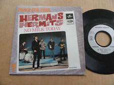 """DISQUE 45T DE HERMAN'S HERMITS  """" NO MILK TODAY """" DANCE FOR EVER VOL.5"""
