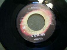 RINGO STAR SNOOKEROO & NO NO SONG 1974 45 APPLE RECORDS 1880