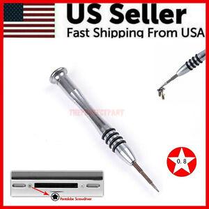 Pentalobe P2 Star Repair Tool 0.8mm AntiSlip Pentalobe Screwdriver iPhone 8 7 6S