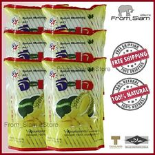 PROMOTION Freeze Dried DURIAN Monthong King Fruit Snack - 180g (6.35oz) x 6packs
