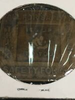 Token, Square Safety Always Pays, It's Up To You, Safety Collectable Coin T01