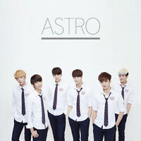 ASTRO - [SPRING UP] 1st Mini Album CD+Photo Book+Post Card+Photo Card K-POP Seal