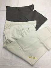 Architect + G.H Bass & Co. Men's Pants (Lot of 2) Size W40xL32   #MP-37A