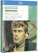 Andrzej Wajda - Wszystko na sprzedaz (Polish movie - Blu-Ray, English subtitles)