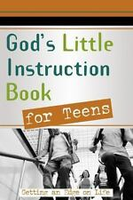 NEW - God's Little Instruction Book For Teens by Cook, David C