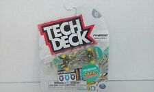 TECH DECK FINESSE SONIC THE HEDGEHOG SILVER Ultra Rare Series 13 Fingerboard