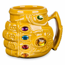 Disney Store Thanos Infinity Gauntlet Mug Marvel Avengers Infinity War New