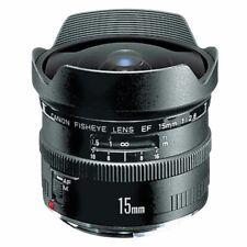 Used Canon 15mm F2.8 Fisheye EF Lens