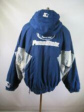 E9107 VTG 90s STARTER Penn State Nittany Lions NCAA Pullover Jacket Size XL