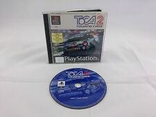 TOCA 2 Touring Cars Sony PlayStation 1 1998 PS1 PAL