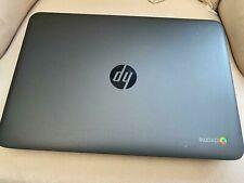 "HP Chromebook 14 G4 14"" (32GB, Intel Celeron N2940, 4GB) Laptop Chrome OS"