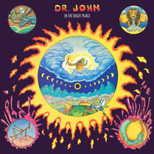 Dr John In The Right Place coloured vinyl LP NEW sealed