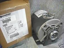 Procon Pump Motor Soda Carbonation Circulating Clamp 115 Or 230 Volts 13 Hp