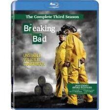 Breaking Bad - Series 3 - Complete (Blu-ray, 2013, 3-Disc Set)