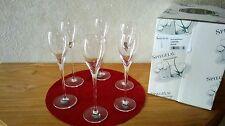 SPIEGELAU *NEW* ADINA Set 6 Verres à liqueur H.193mm Glasses