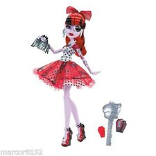 Monster High Dot Dead Gorgeous Operetta Daughter of the Phantom Doll New