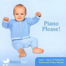 Piano Please, Baby's First, New CD