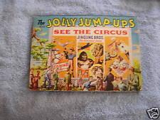Jolly Jump Ups See The Circus Jingling Bros. 1944