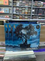 Shinedown 2 LP Leave A Whisper Translucent Blue Vinyl Versiegelt 2021